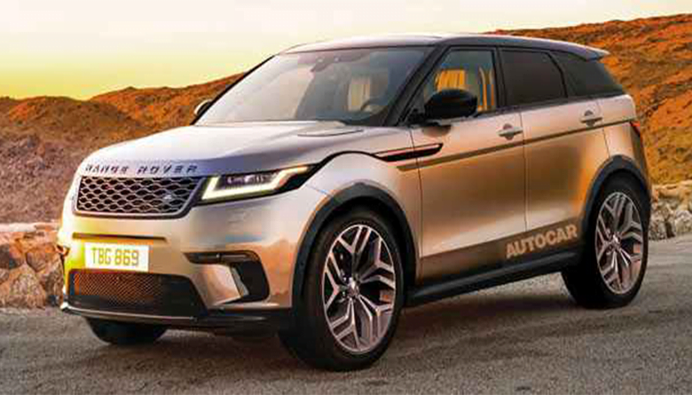 Photo of 2019 Range Rover Evoque Makyajlanıyor – Fiyat Nasıl