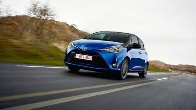 Toyota Yaris Hibrit Araba Modeli