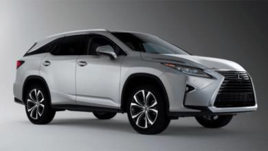 Dünya'nın İlk Lüks Hibrit SUV Modeli: Yeni Lexus RX Tanıtıldı