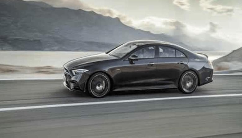 2018 Mercedes AMG GT Coupe Teaser Video Yayınlandı