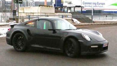 2019 Porsche 911 Turbo Görüntülendi