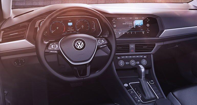2019 Volkswagen Jetta - İç Mekan