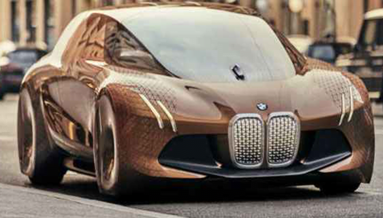 2021 BMW iNext Elektrikli Model Kendine Hayran Bırakacak