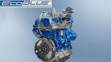 Ford EcoBlue Motor