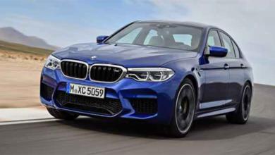 Yeni BMW M5 Competition 625 HP Güce Sahip Olacak