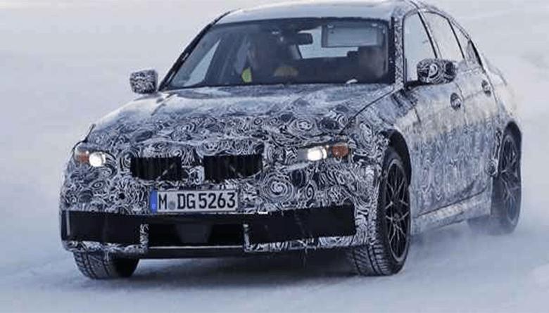 2019 BMW M3 Test Sürüşlerine Devam Ediyor
