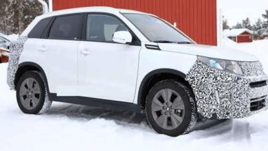 2019 Suzuki Vitara Modelinin İç Mekanı Görüntülendi