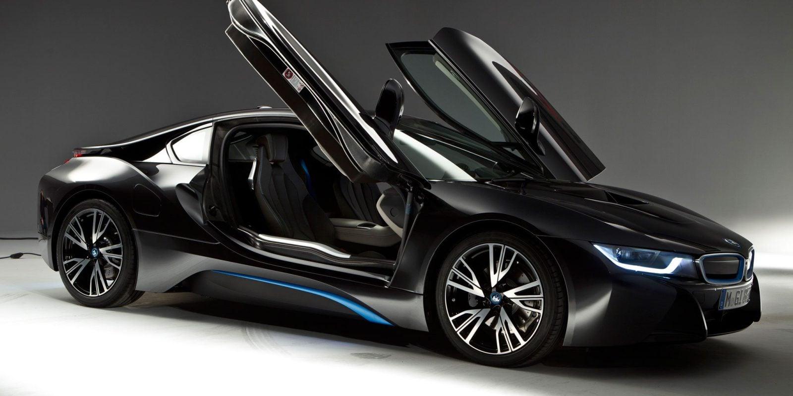 BMW i8 Modeli