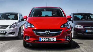 2020 Opel Corsa Elektrikli Olarak Gelecek