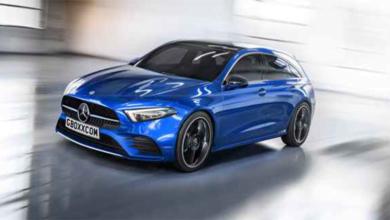 Yeni Mercedes A Serisi Shooting Brake Nasıl Gözükecek?