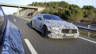 Yeni Mercedes-AMG GT4 Cenevre'de Örtüsünü Kaldıracak