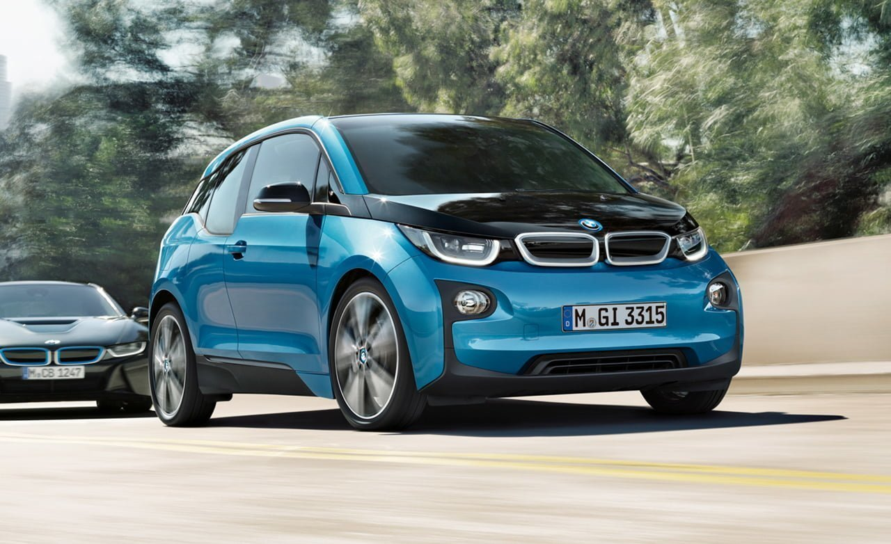 BMW i3 Elektrikli Araba Modeli