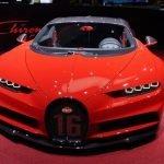 2018-2019 Bugatti Chiron Sport