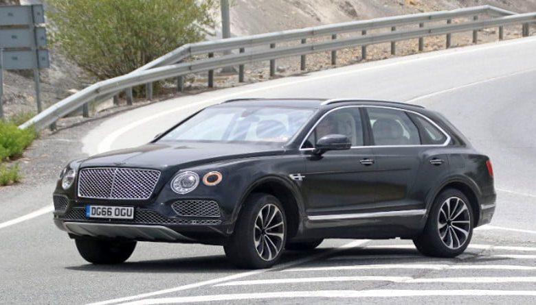 2019 Bentley Bentayga Özellikleri Belli Oldu