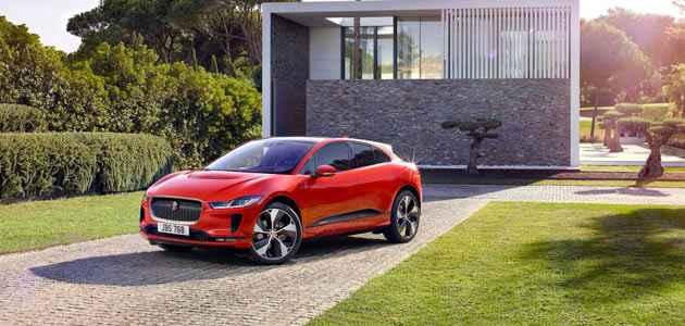 2019 Jaguar I-Pace Elektrikli