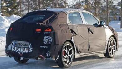 Yeni Hyundai i30 Fastback Modelinin Test Sürüşlerine Başlandı