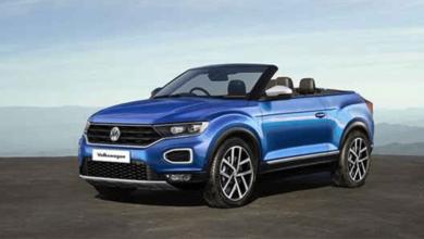 Yeni Volkswagen T-Roc Cabrio Nasıl Gözükecek?
