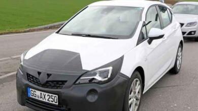 2019 Opel Astra Modelinin Test Sürüşlerine Devam Ediliyor