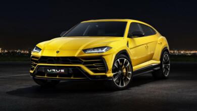 2020 Lamborghini Urus Hibrit Kabin