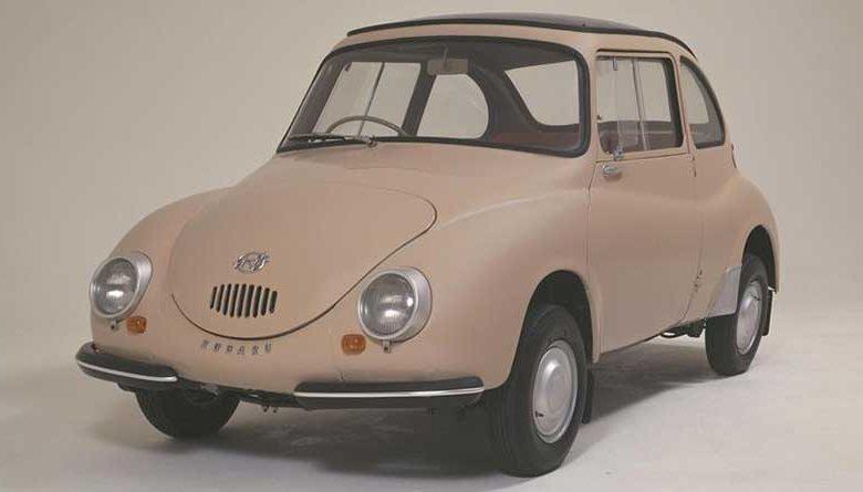 Photo of Subaru, otomobil üretimindeki 60'ıncı yılını kutluyor