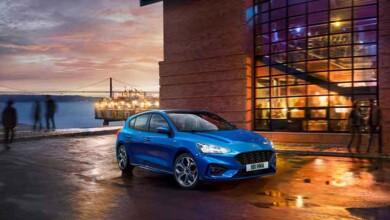2018 - 2019 Ford Focus