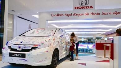 Honda Jazz 23 Nisan Etkinliği