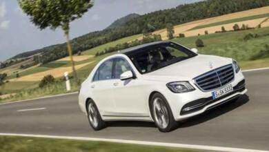 Mercedes S Serisi Elektrikleniyor