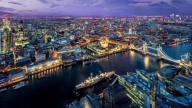 İngiltere'de Üretim Mart Ayında Yüzde 13,3 Azaldı