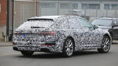 2019 Audi S6 Avant