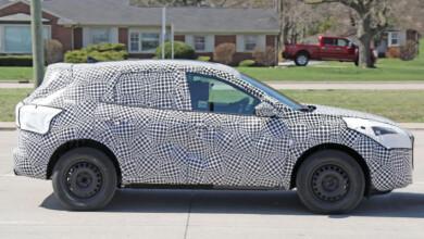 2020 Ford Kuga / Escape