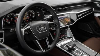2019 Audi A6 Kokpit