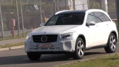 2019 Mercedes GLC