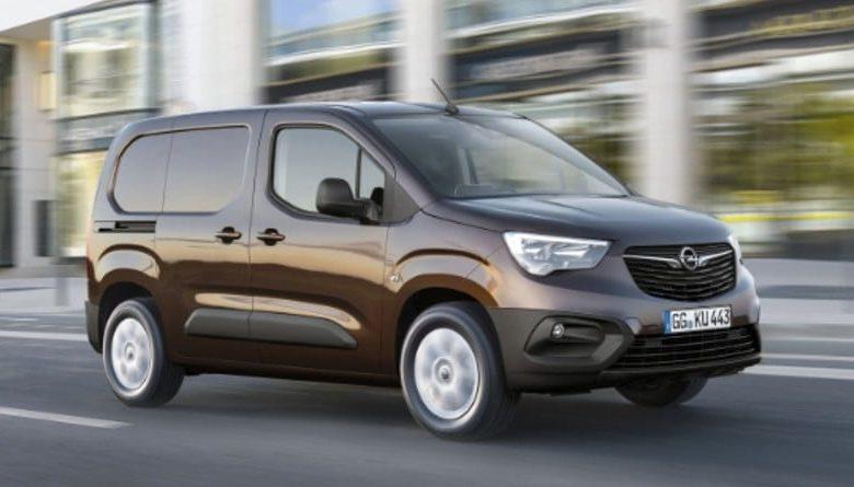 2019 Opel Combo