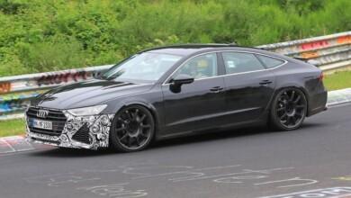 2020 Audi RS7 Test Sırasında Görüntülendi