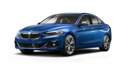 2019 BMW 1 Serisi Sedan