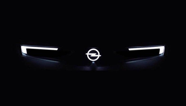 2020 Opel GTX