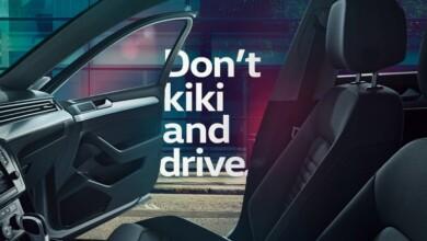 Don't Kiki and Drive