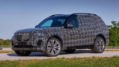 2019 BMW X7 Prototip