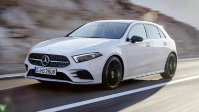 2019 Mercedes A Serisi