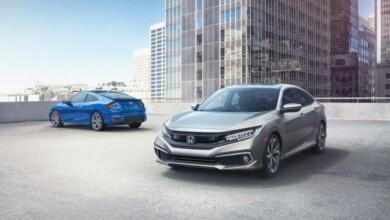 2019 Honda Civic Sedan and Coupe