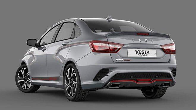 2019 Lada Vesta Sport