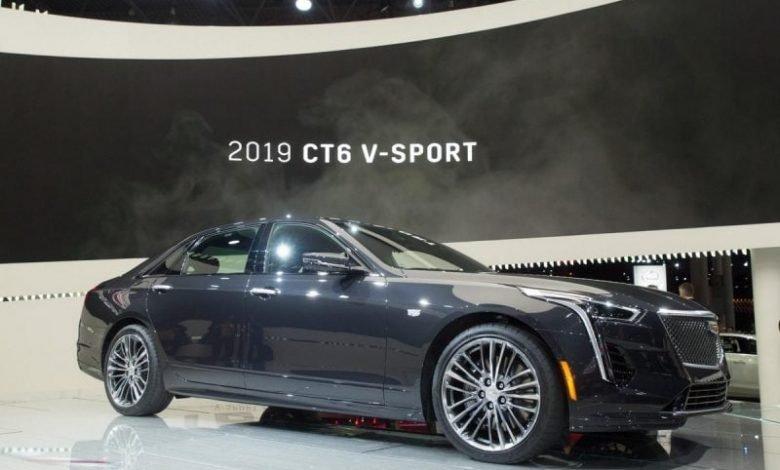Photo of Sadece 300 Adet Üretilecek Olan Cadillac CT6-V 2019 Yılında Gelecek