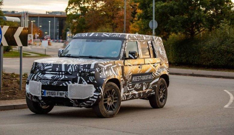 Photo of Land Rover Defender Gün Sayıyor