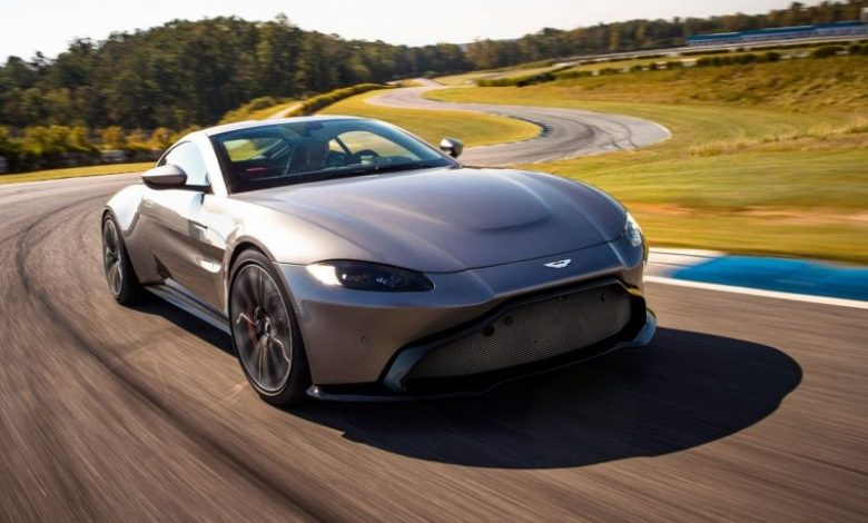 Photo of Aston Martin Vantage'e 4 Farklı Renk Seçeneği Geldi