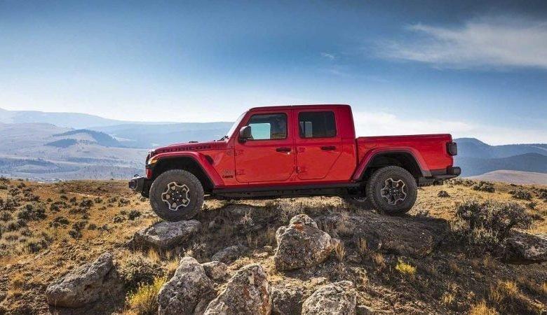 Photo of Jeep Gladiator Önümüzdeki Sene Çıkacak