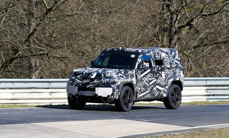 Photo of 2020 Land Rover Defender Nürburgring'de Görüntülendi