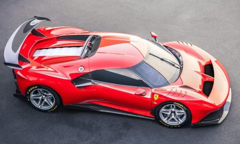 Photo of Sadece Bir Kişiye Özel Üretildi: Ferrari P80/C