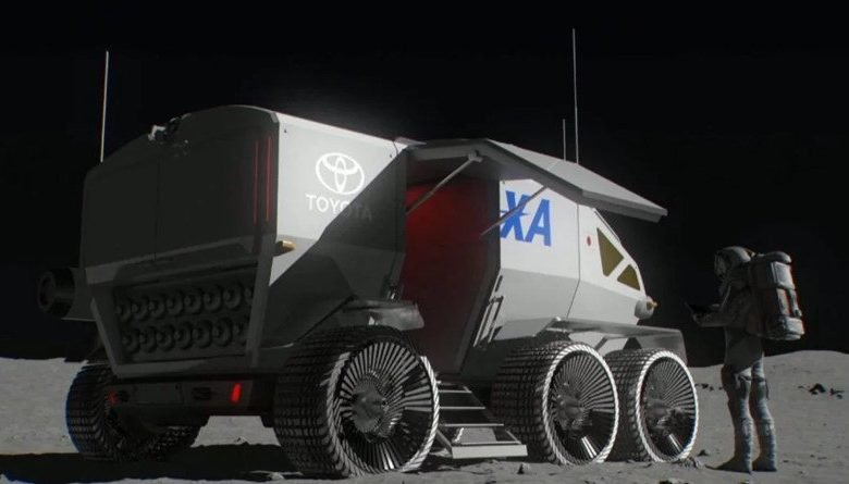 Photo of Toyota Uzaya Çıkıyor