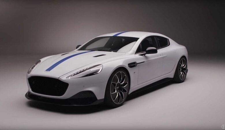 Photo of Elektrikli Aston Martin Rapide E Üretim Aşamasına Geldi