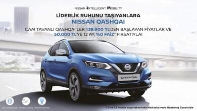 Photo of Nissan Qashqai 2019 Satış Kampanyası – Fiyat Listesi
